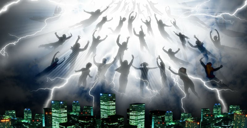 How do you define rapture? – Rapture in the bible and the signs of the rapture